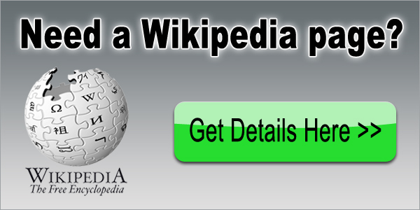 how to create wikipedia page about your father