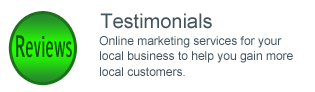 Testimonials - Read and hear what previous clients are saying about our work